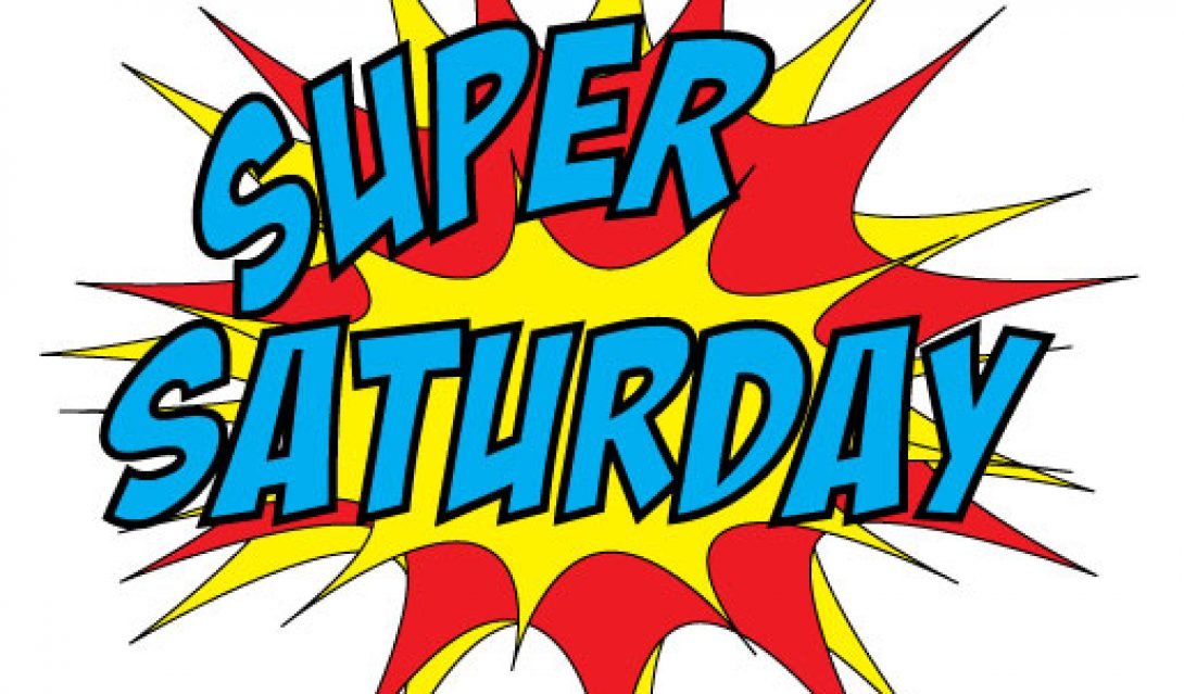 Super Saturday Vbs July 30th From 10am 2pm on Pre K
